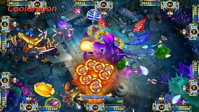 game ikan shooter